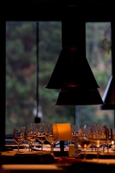 Le Rechaud mesas fondue